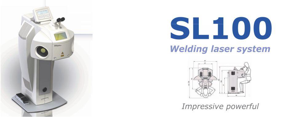 SL100 laser welder