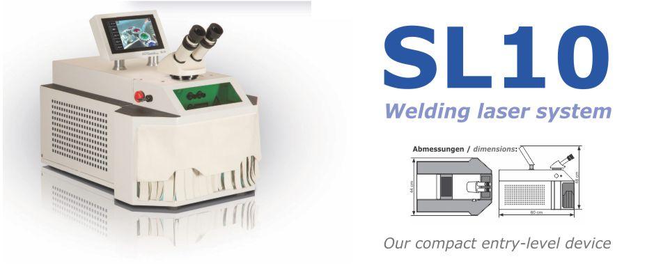 SL10 laser welder
