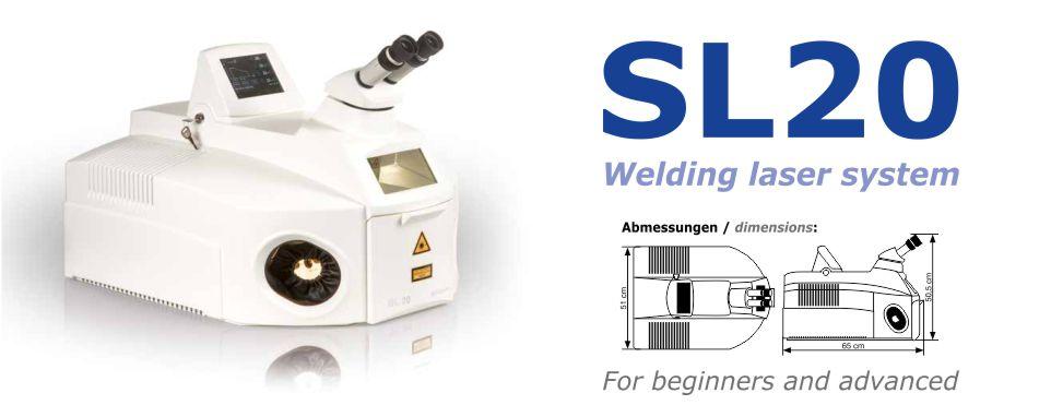SL20 laser welder