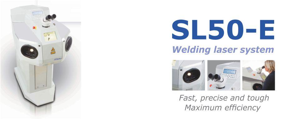 SL50 laser welder
